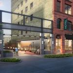 Milwaukee Redevelopment Authority backs hotel in Button Block; Joey Buona's to move out