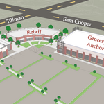 Construction: Midtown diner, Binghampton commercial center