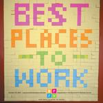 2015 Best Places to Work small company honorees