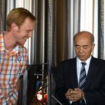 Japanese ambassador extends open arms to Denver businesses