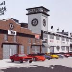 Preview Ace Cafe's multi-venue Orlando plan