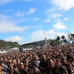 How an old naval base turned into a $15 million music festival