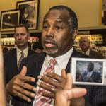 Snapshot: Ben Carson House Speaker? + Worst state to win the lottery