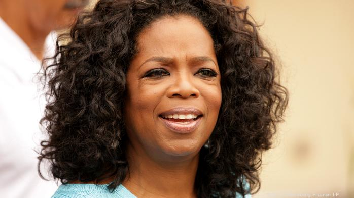 Giving: Oprah among nation's top women donors