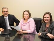HoganWillig attorneys Paul Pochepan, Diane Tiveron and Cecile Meyer focus on bankruptcy and foreclosure matters for the Amherst firm.