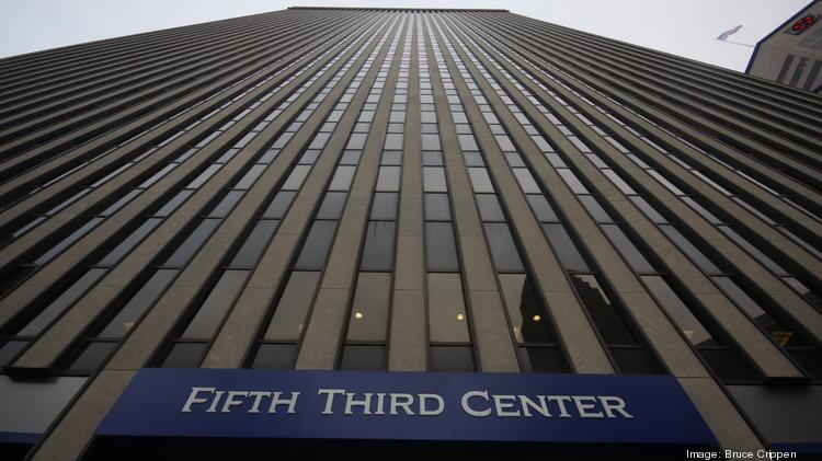 The Fifth Third Bank headquarters is at 38 Fountain Square Plaza.