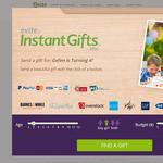 Online gift-giving startup Jifiti raises $3.3M in funding round led by Evite's owner