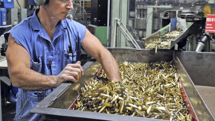 Lake City Ammo Plant Receives 50m Order To Arm Allies