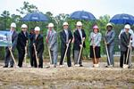 Community First Credit Union breaks ground on new branch with new technology