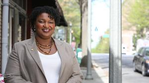 Abrams cruises to Democratic nomination for governor; Cagle, Kemp in GOP runoff