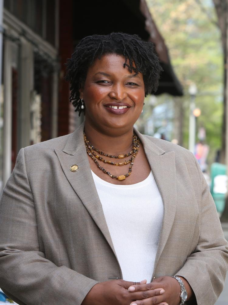 stacey abrams - photo #1