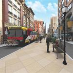 Hogan will have to work with city to meet aggressive bus timeline