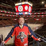 Florida Panthers CEO <strong>Rory</strong> <strong>Babich</strong> on the most helpful advice