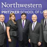 Northwestern University School of Law gets record gift from Pritzkers