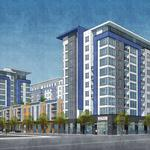 Blockbuster rental project energizes downtown Redwood City