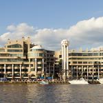 Washington Harbour returns to the market