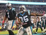 Carolina Panthers continue undefeated roll (PHOTOS)