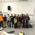 Online charity event manager wins fifth Buffalo Startup Weekend