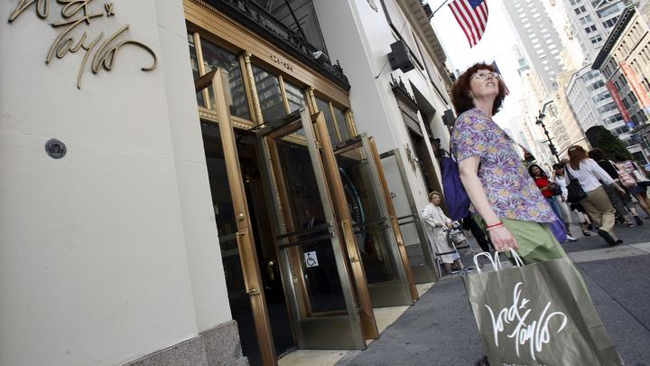 Will retail icons become a place to stay instead of shop?
