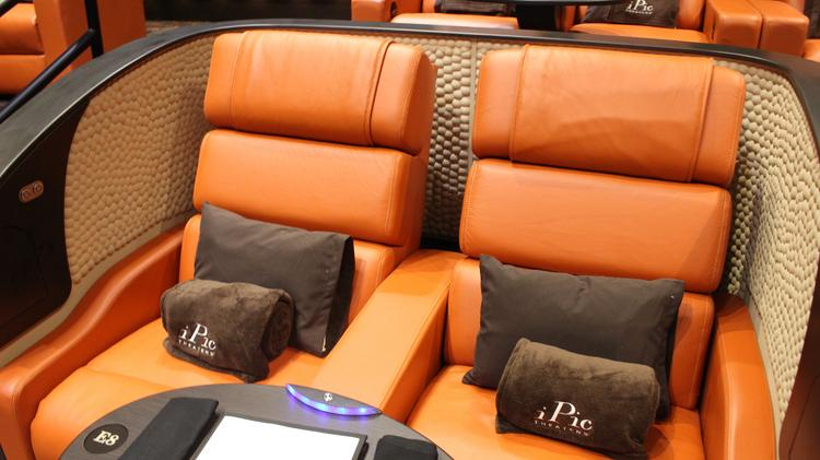 iPic Theater in River Oaks District to include luxury seats full
