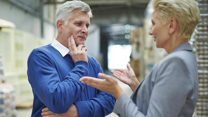 How to make body language work for you in business