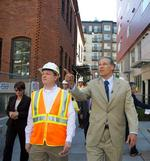 Inslee tours South Lake Union: This is 'world class'