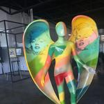 Unexpected art in an unexpected place: New gallery heads to Phoenix's Grand Avenue