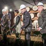 Kevin Plank's Sagamore Spirit whiskey distillery breaks ground in Port Covington