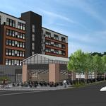 Here's your first look at the plans for the Pittsburgh Technology Center's first apartment project
