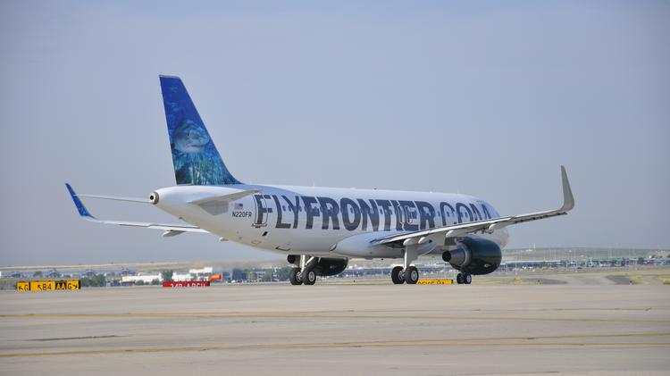 As It Adds Flights At Cvg Frontier Also Hopes To Attract