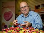 Executive Profile: Michael McGee comes from Mars, but his heart's with Necco in Revere