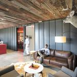 Top space build-out/renovation: Barringer Construction headquarters
