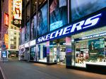 Sneaker stocks slip after Skechers stumbles