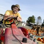 These green acres are his place to be (Video)