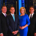 WMAQ-Channel 5 narrows the ratings gap with WLS-Channel 7 in late local news war