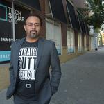 Enterprising entrepreneur
