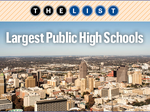 Behind The List: Largest public high schools in San Antonio