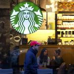 Just in time for Valentine's Day: Starbucks revs up dating, romance efforts