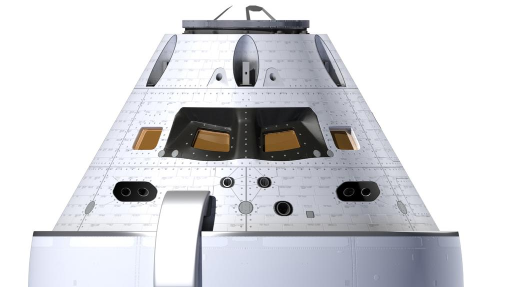 Rep  Perlmutter wants NASA to set target date for Orion mission
