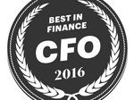 Here are the 2016 Best in Finance: CFO Awards honorees
