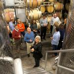 The 2015 Best in Business trip to Napa Valley