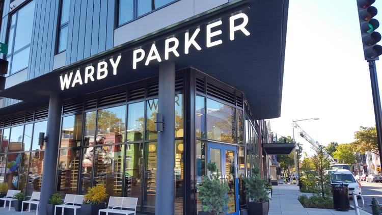 5da617ae7745 Warby Parker sets opening for Bethesda