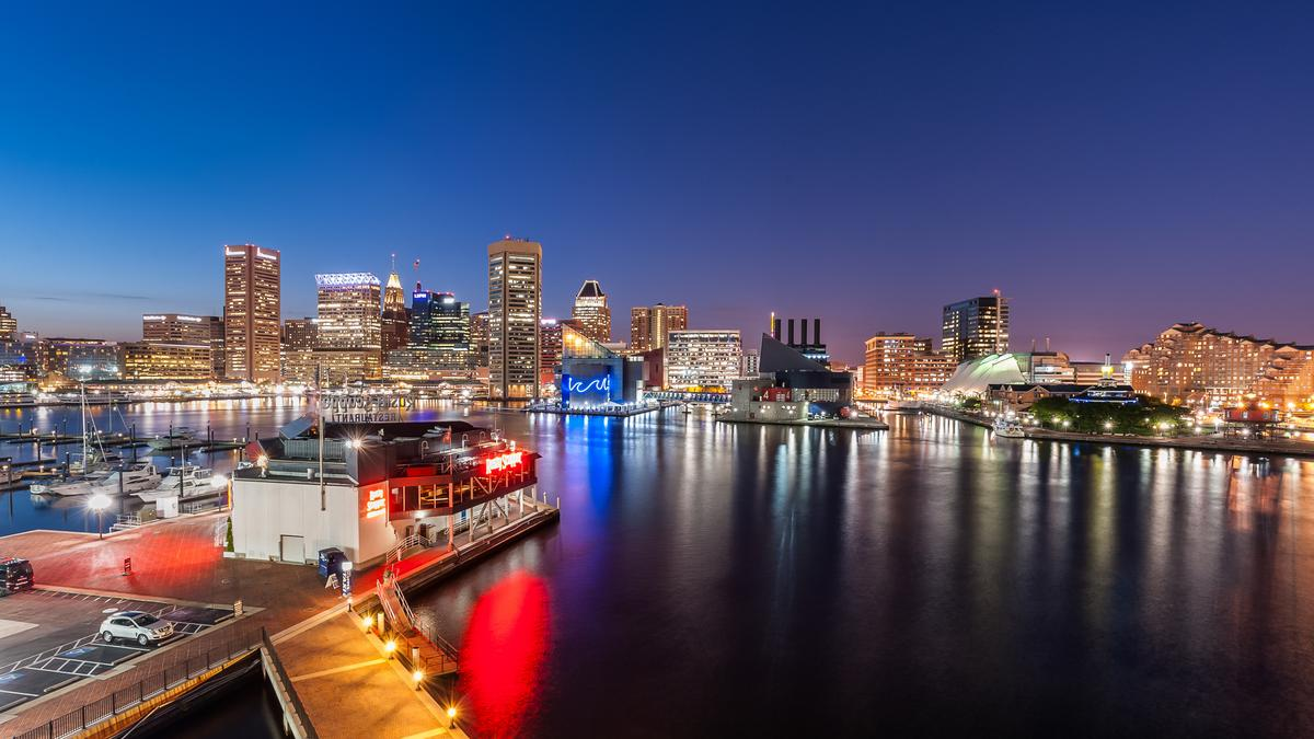 Baltimorearea Median Household Income Among Highest In Us  Baltimore  Business Journal