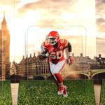 Chiefs distribute #KingdomsUnite cards for London game