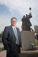 Regional Development Guide: Head of Fort Hamilton emphasizes hospitals role in community