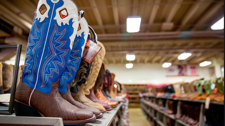f5bc6278 Boot Barn will hold grand openings for five former Sheplers stores in North  Texas after Sheplers