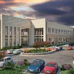 Success of one office development prompts R.L. Worth to get started on a three-building business park next door
