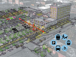 Turley readies Downtown pedestrian path with restaurants and retail