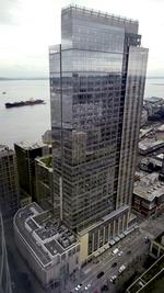 Boeing leaves its downtown office atop Seattle's Russell Investments Center (slide show)