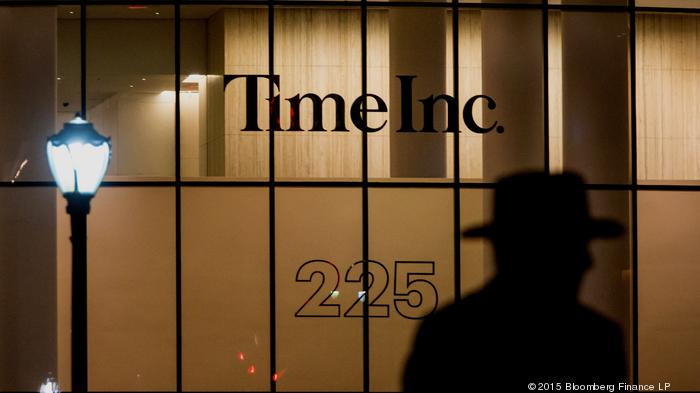 Time Inc. opts to focus on strategy instead of pursuing a sale